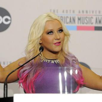 Christina Aguilera has reportedly been approached about being the face of a 'plus-size' dating site