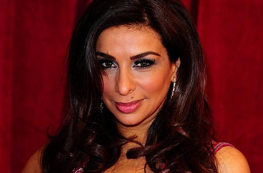 Shobna Gulati: lodged claim against Mirror Group Newspapers