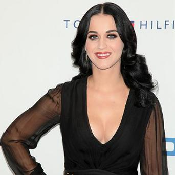 Katy Perry reportedly celebrated her birthday as a vampire