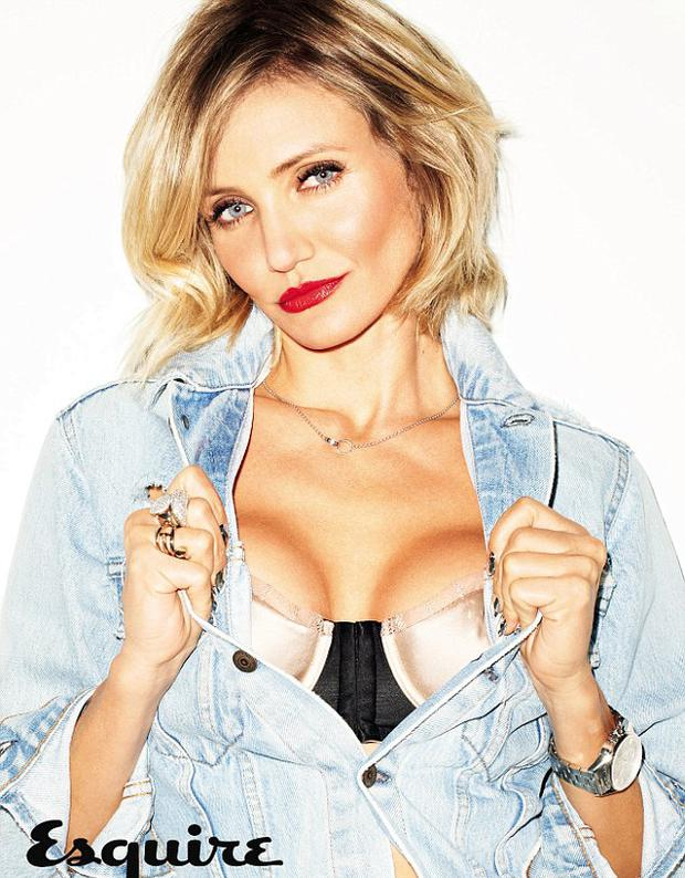 Cameron Diaz has turned 40.