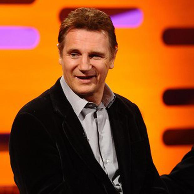 Liam Neeson's Taken 2 has lost the number one spot in the US
