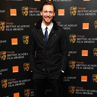 Tom Hiddleston is concentrating on Thor 2