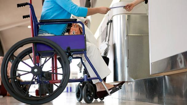 Disabled people risk
