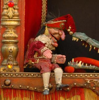 A white whale produced sounds similar to Mr Punch, scientists claim
