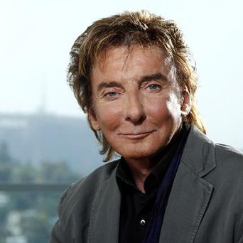 Barry Manilow has performed on Broadway twice before (AP)