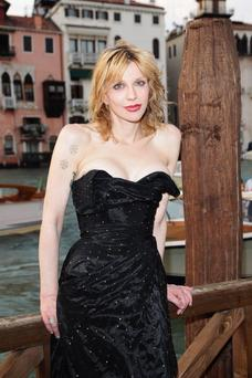 VENICE, ITALY - JUNE 02: Courtney Love attends the 'Hogan And Big Bambu' Cocktail Party during the 54th International Art Biennale on June 2, 2011 in Venice, Italy. (Photo by Vittorio Zunino Celotto/Getty Images)