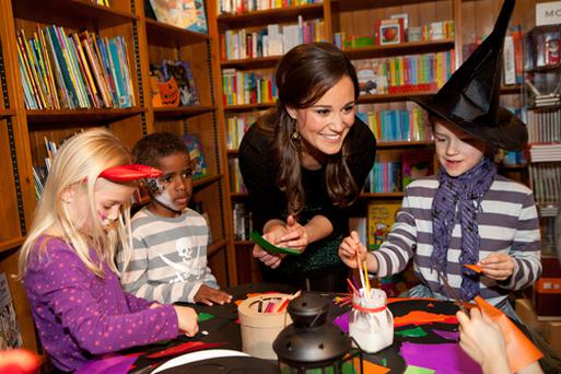 Pippa Middleton launches her new book