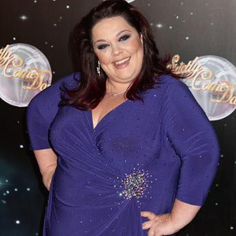 Lisa Riley.