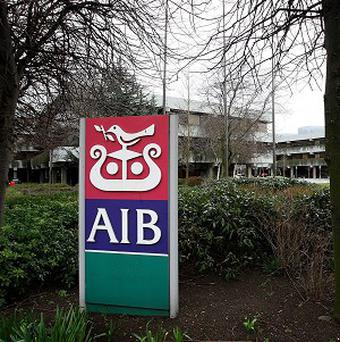 A total of 67 Allied Irish Bank branches are to be closed down by next year