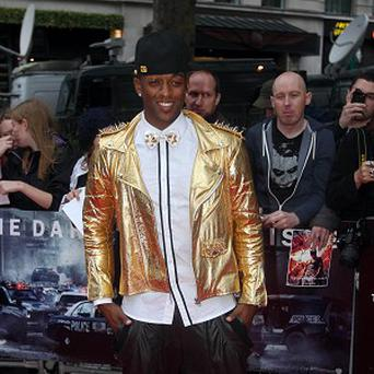 Oritse Williams is looking forward to JLS's performance at the Mobos