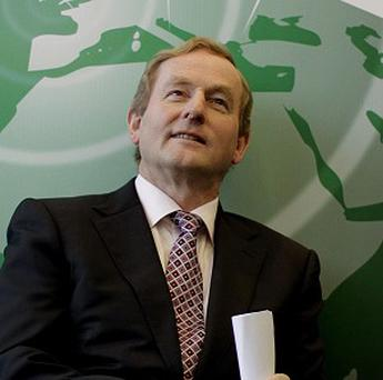 Taoiseach Enda Kenny is to meet German chancellor Angela Merkel in Berlin