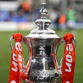 Young football fans are going to be given the chance to have a sleepover with The FA Cup in their own home