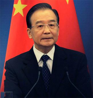 Chinese Premier Wen Jiabao. Photo: Reuters