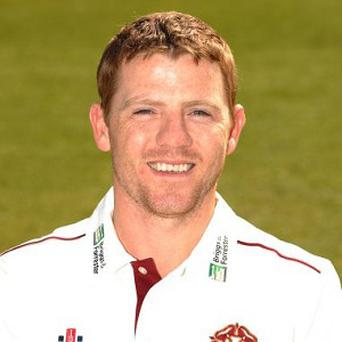 Niall O'Brien has joined Leicestershire