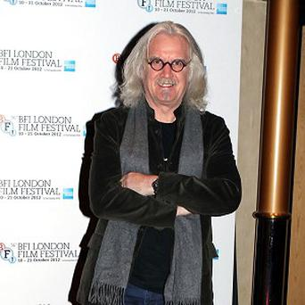 Billy Connolly is to be honoured with a lifetime achievement award by Bafta