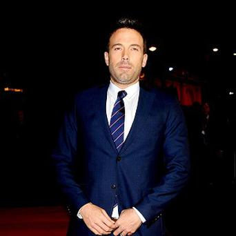 Ben Affleck's Argo is the number one film in America