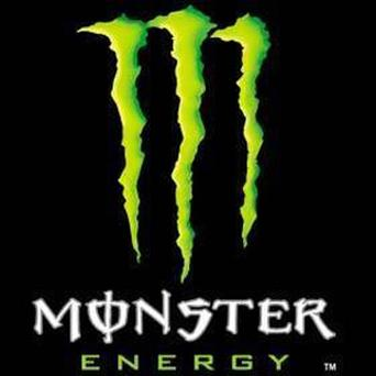 Monster energy drinks carry explicit labels warning of their 'high caffeine content' in Ireland.