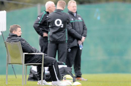 Brian O'Driscoll's ankle injury is much worse that first thought and will require surgery