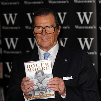 Sir Roger Moore is to host Have I Got News For You