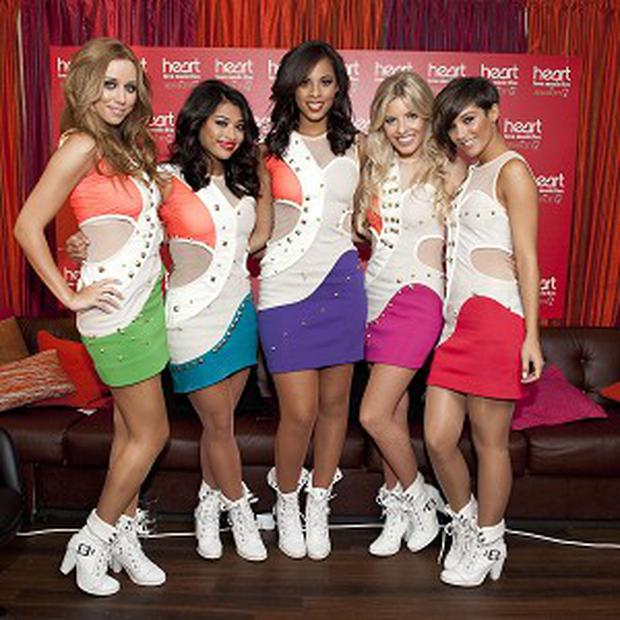 The Saturdays are bringing their brand of girl power to the US