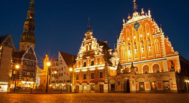 Blackheads house Riga. Photo: Thinkstock