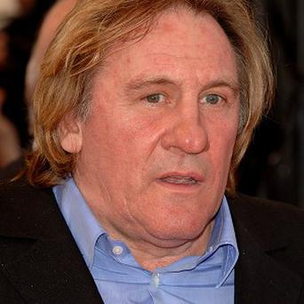 Gerard Depardieu is set to play a monk in a new film