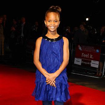 Quvenzhane Wallis is the subject of Oscar buzz