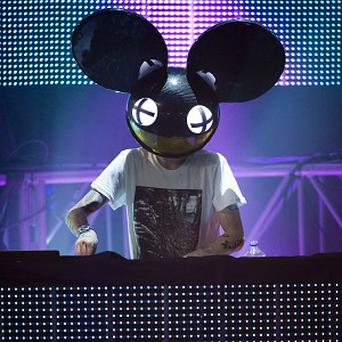 Deadmau5 is all loved up