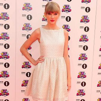 Taylor Swift sold more than one million copies of her latest album in its first week