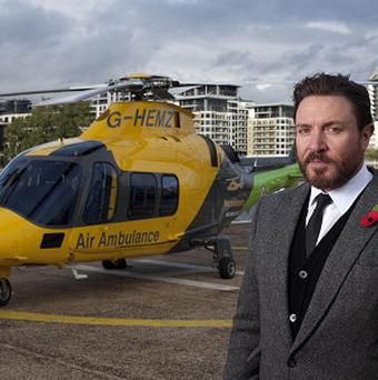 Simon Le Bon has revealed how he almost drowned at sea