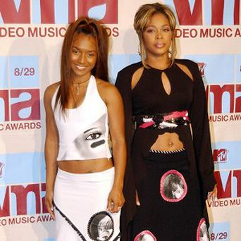 Chilli & T-Boz of the band TLC will be honoured at the Mobo Awards