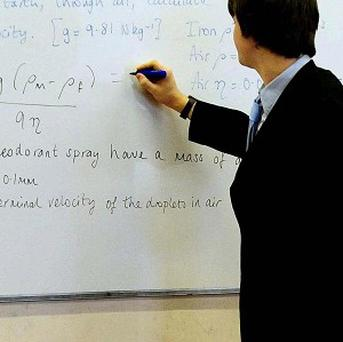Scientists believe fear of maths can activate certain regions of the brain