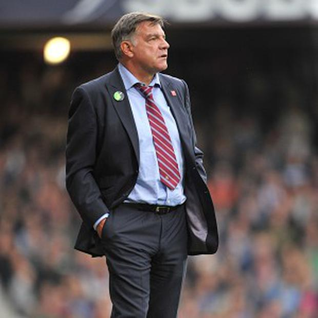 Sam Allardyce's West Ham face a testing spell in the run up to Christmas
