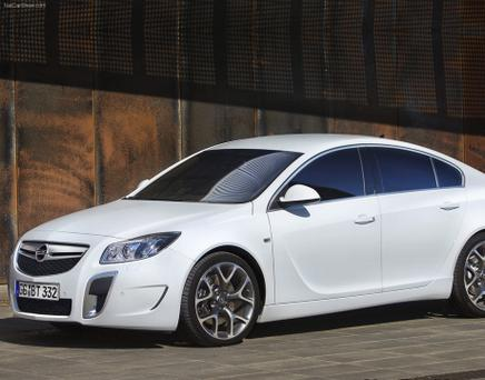 GM owns the Opel brand here