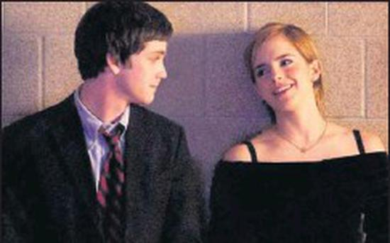 The agonies and ecstasies of youth are beautifully encapsulated in The Perks Of Being A Wallflower.