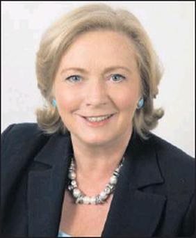 Frances Fitzgerald, Minister for Children.
