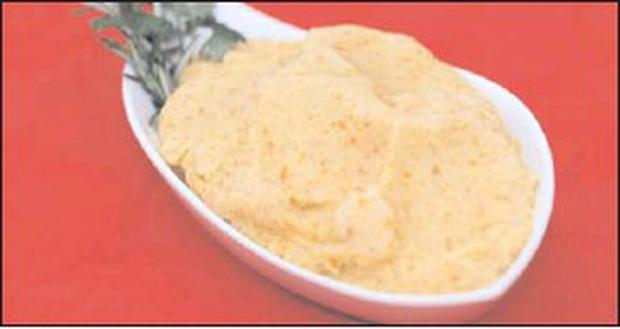 The award winning supreme mash with carrot and turnip, supplied by Country Crest.