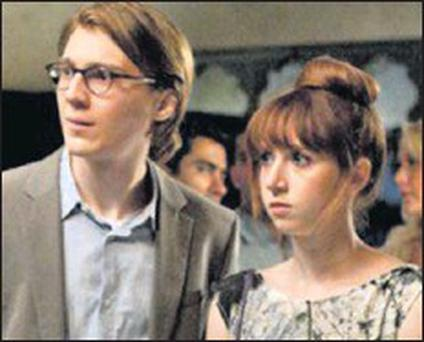 Paul Dano and Zoe Kazan in Ruby Sparks.