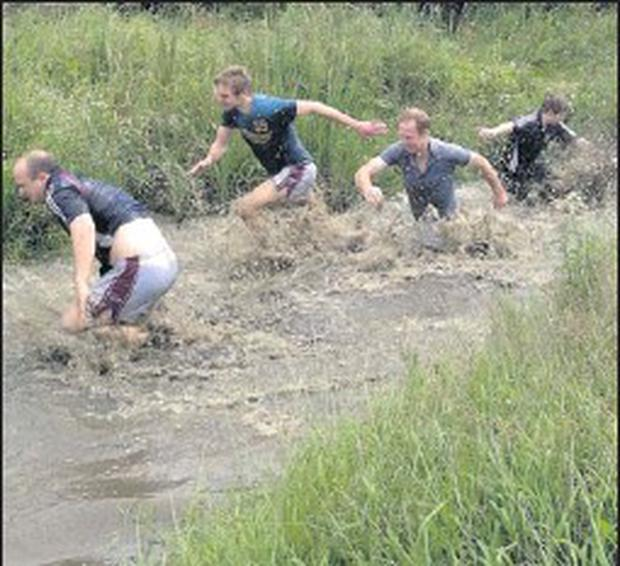 Are you brave enough for The Beach Bog Run challenge?