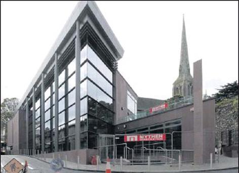 The new library in Wexford town is set to open in mid-to-late November.