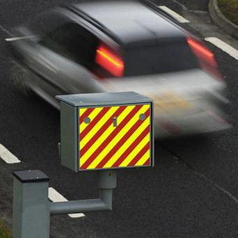 More people are speeding after safety cameras were turned off, a campaign group claims