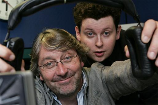 Colm Hayes and Jim Jim Nugent were poached from FM104 by RTE in 2007