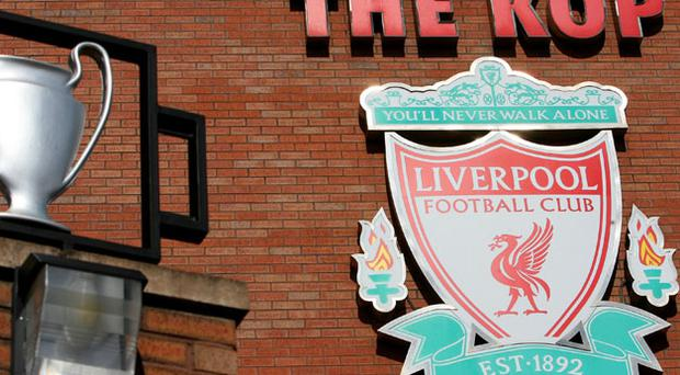 Liverpool's board will meet on Thursday to discuss potential bidders for the club. Photo: PA