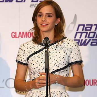 Emma Watson has been linked with the starring role in The Girl With The Dragon Tattoo