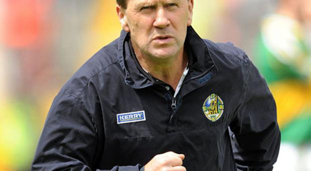 Jack O'Connor has agreed a three-year term.