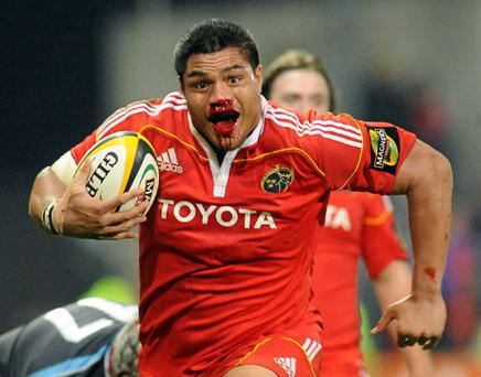 Nick Williams will face Munster at Musgrave Park after leaving the province for Aironi.