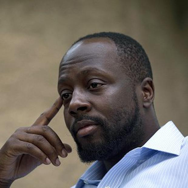 Wyclef Jean's new song is called Prison For The CEP