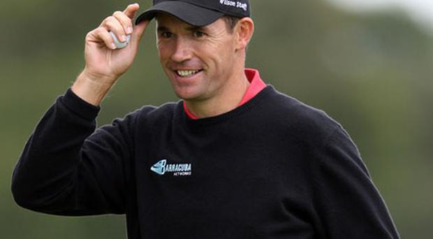 Padraig Harrington doubts anything can match the intensity of his 1999 debut in Boston. Photo: Getty Images