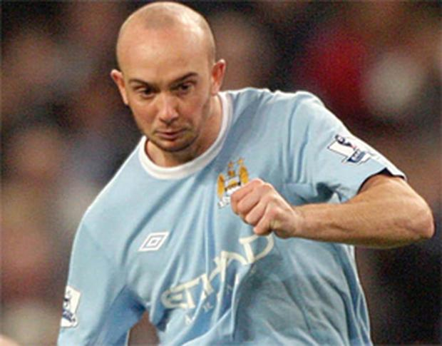 Stephen Ireland left Manchester City for an ill-fated move to Aston Villa