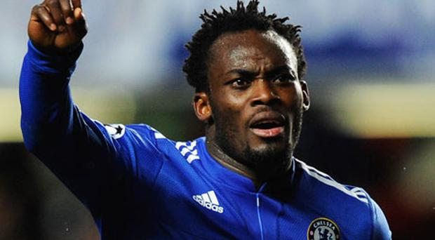 Michael Essien. Photo: Getty Images